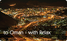 Oman Luxury Solo Holiday Destination